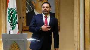 Analysis: Saad Hariri resigned as Lebanon's PM, what comes next? [Video]