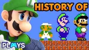 Complete History of Luigi   MojoPlays [Video]