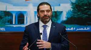 Lebanese prime minister Hariri resigns 'in response to protesters' demands' [Video]