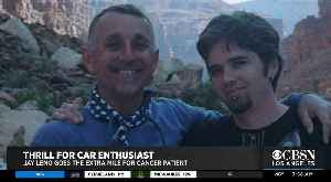 Jay Leno Surprises Man Fighting Cancer [Video]