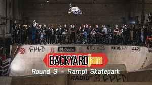 Backyard Jam 2019 - Round 3 at Ramp1 Skatepark [Video]