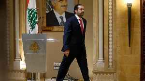 Analysis: What Saad Hariri's resignation means for Lebanon [Video]