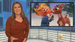 CBS Holiday TV Special Schedule Released; Here's When Rudolph Airs [Video]