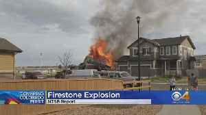 NTSB Issues Final Report On Firestone Explosion [Video]