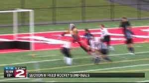 10-27-19 Section III field hockey semifinals [Video]