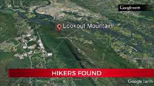 HIKERS FOUND [Video]