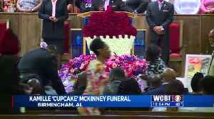 Funeral For Kamille 'Cupcake' McKinney-  10/28/19 [Video]