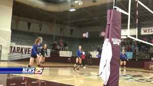 Vancleave Lady Bulldogs volleyball wins state championship [Video]