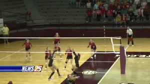 Two Coast schools represent in volleyball state championship games [Video]