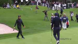 Tiger Woods and Rory McIlroy discuss Rugby World Cup 2019 [Video]