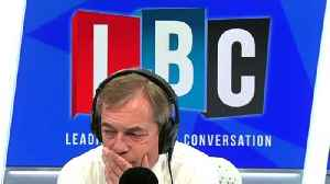 Nigel Farage Reveals A Story About Juncker He's Never Told Before [Video]