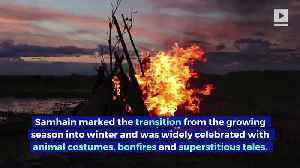 The History of Halloween [Video]