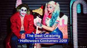 The Best Celebrity Halloween Costumes 2019 [Video]