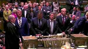UK's Johnson wins bid for December election [Video]