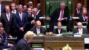 UK's Johnson bids farewell to Bercow on last day as speaker [Video]