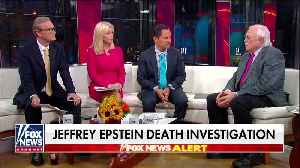 Famed Medical Examiner Leaks Explosive New Details About Epstein's Death [Video]
