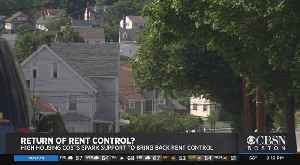 Advocates Call For Return Of Rent Control In Massachusetts [Video]