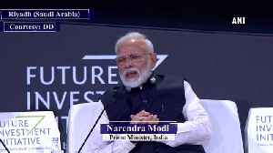 News video: World is multi-polar, all countries are interdependent inter connected PM Modi