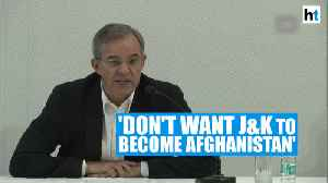 News video: 'Don't want Kashmir to become 2nd Afghanistan': EU MP Mariani post J&K visit