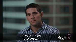 TV Companies Uniting Against Duopoly: OpenAP's Levy [Video]