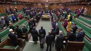 House of Commons falls silent to remember Grenfell fire victims [Video]
