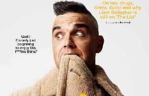 Robbie Williams couldn't help struggling pop star Zayn Malik [Video]