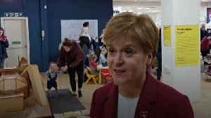 Vote SNP to 'boot out Boris Johnson', says Nicola Sturgeon [Video]