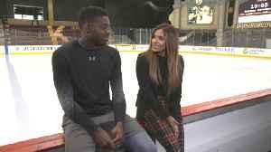 Malcolm Subban Talks Playing Professional Hockey In Vegas [Video]