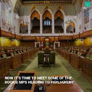 Meet The Rookie MPs Heading To Parliament [Video]