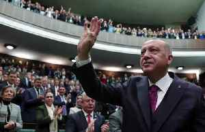 News video: Turkey says U.S. vote on Armenia genocide will damage ties