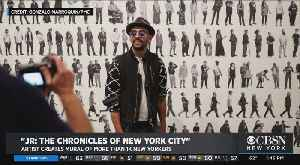Artist JR Creates Mural Of More Than 1,000 New Yorkers [Video]