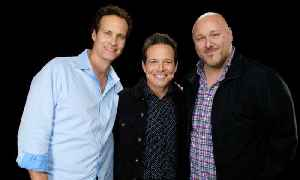 Scott Wolf, Will Sasso & Randall Batinkoff Go Over The Movie, 'Inside Game' [Video]