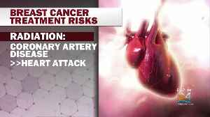 Cardio-Oncology Field Helping Cancer Patients With Heart Disease Risks Associated With Treatment [Video]