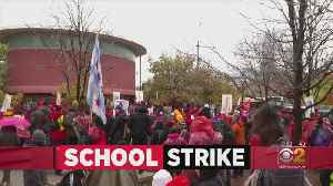 Tentative Agreement To Be Considered In Teachers' Strike [Video]