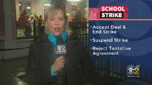 CTU Delegates Expected To Vote On Tentative Agreement [Video]