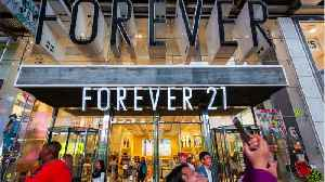 350 Forever 21 Stores Aren't Going To Last Forever [Video]