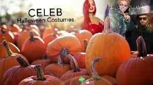 Hottest Celeb Halloween Costumes [Video]