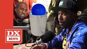 News video: N.O.R.E. Hilariously Trashes Kanye West's