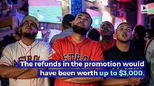 Houston Mattress Magnate Loses Millions on Astros World Series Defeat [Video]