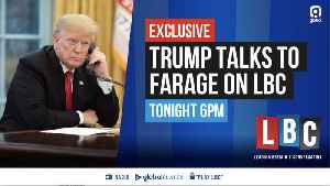 TRUMP: On Current Brexit Deal And What Boris Should Do [Video]