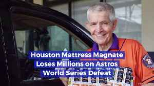 "Jim ""Mattress Mack"" McIngvale Lost The Bet [Video]"