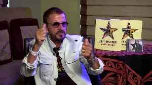 Ringo Starr brings The Beatles back together in new recording [Video]