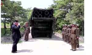 North Korea fires missiles, Japan says [Video]