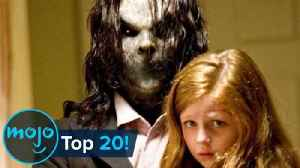 Top 20 Movies That Make You Afraid of the Dark [Video]