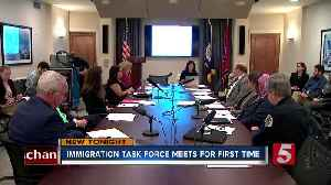 Immigration task force to ask Metro departments about ICE [Video]