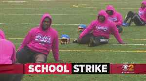 Simeon Students Pleased To Return To Field [Video]