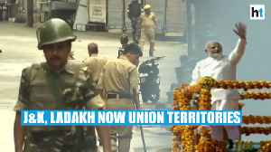 News video: Explained | J&K and Ladakh become Union Territories: What it means