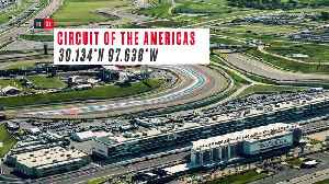 F1 Racing in thin air - Charles Leclers explains the United States Grand Prix [Video]