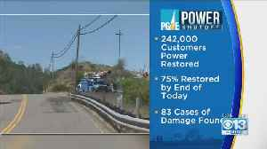 83 New Cases Of Damage Found To PG&E Power Lines [Video]