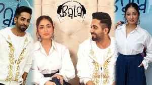 How Bala Ayushman Khurana Helped Yami Gautam Rediscover Herself as an Actor [Video]